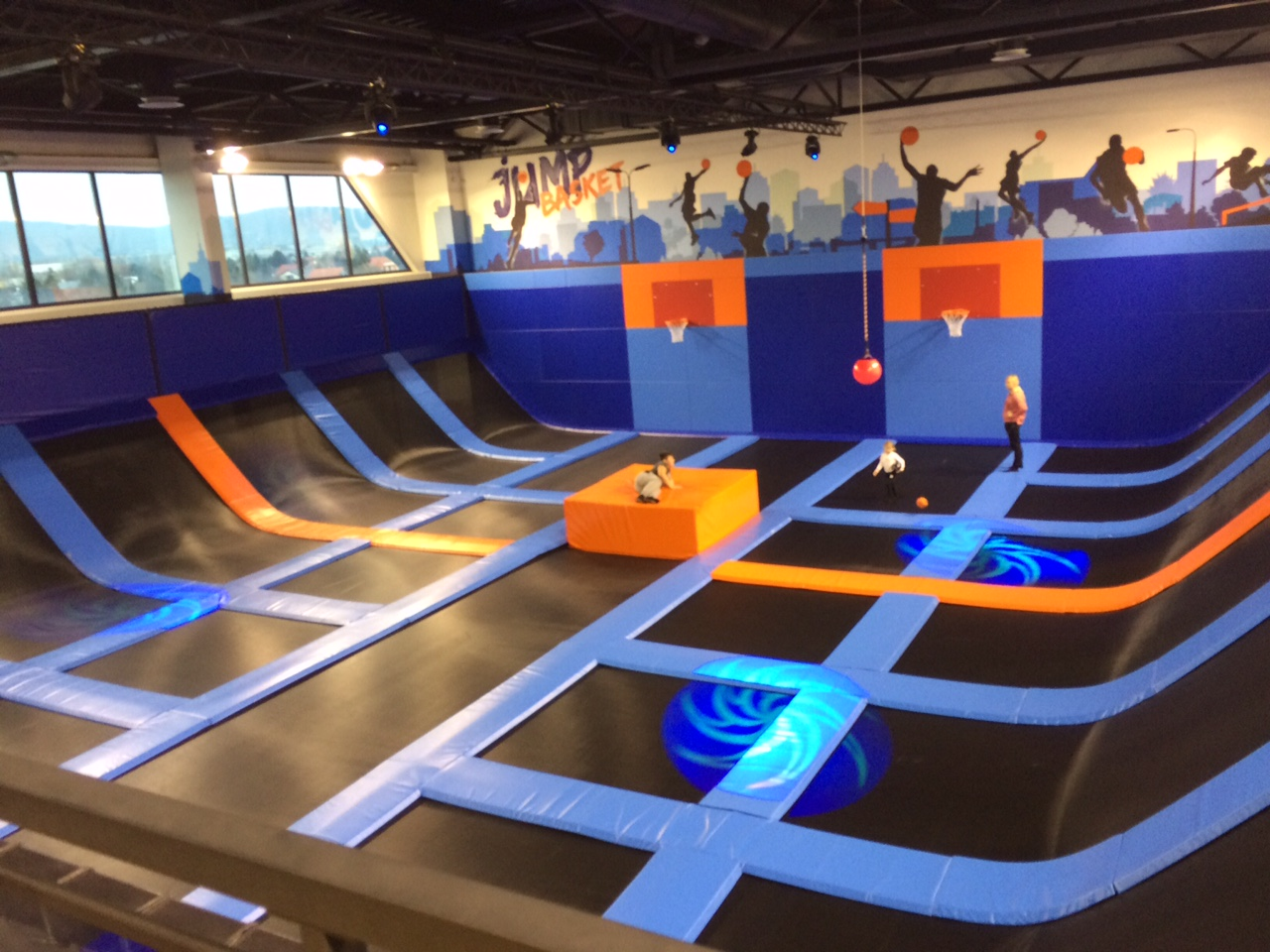 Jump & Jack's offers a large indoor playground for children, a toddler zone and even an in-house Pizzeria. It is the perfect location for your next party.